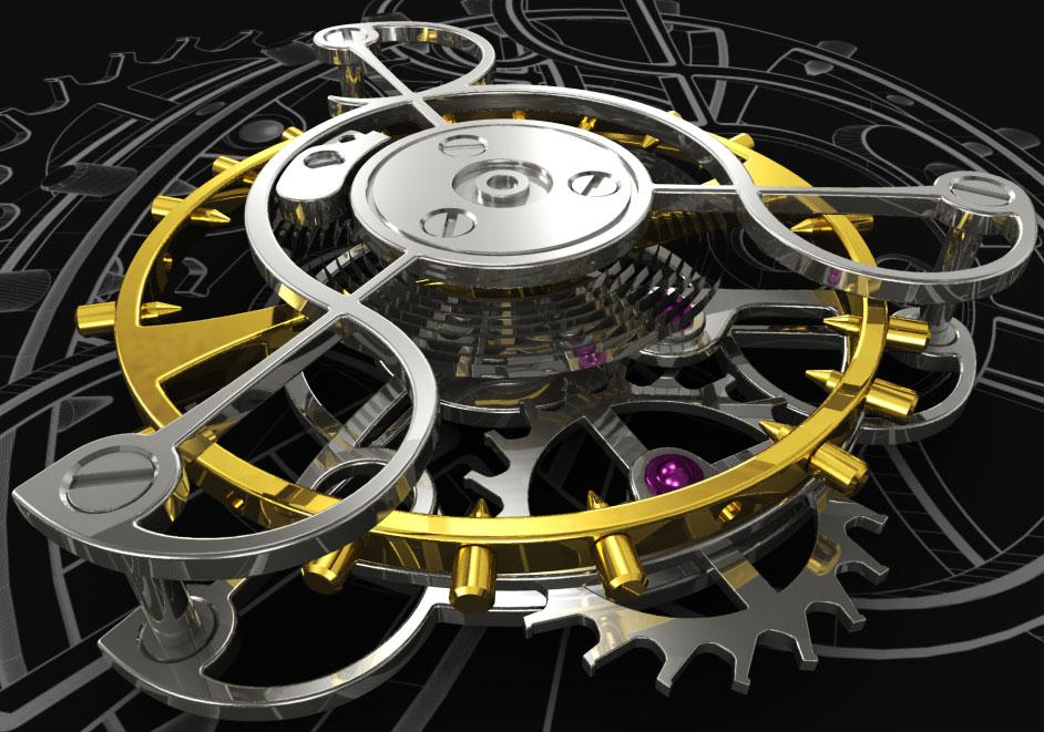 À quoi sert le tourbillon d'une montre ?